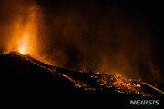 반세기 만에 분화…스페인령 카나리 제도서 화산 폭발