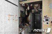 연희동 아파트서 냄비 올려놓고 외출했다 화재…주민 53명 대피