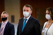 백신 거부한 브라질 대통령, 유엔총회서 방역 '자화자찬'