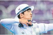 안산, 세계선수권 김우진과 혼성 출전