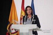 """'화산폭발' 1만명 피난가는데…스페인 장관 """"멋진 쇼"""" 망언 논란"""