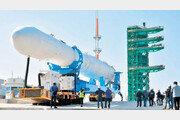 10년 땀방울…7대 우주강국 향해 '누리호'가 솟아오른다