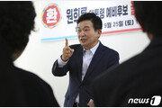 """울산 찾은 원희룡 """"문 대통령 찍었던 층까지 끌어와야 정권교체 가능"""""""