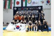 한국 여자핸드볼, 일본 꺾고 아시아선수권 5연패