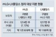 공식출범 LX그룹, 법적으론 'LG그룹'