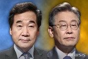 이재명·이낙연, 49만표 걸린 '2차 슈퍼위크' 총력전