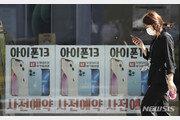 """'아이폰13' 품귀 현상…애플 자급제폰 """"4~5주 후 배송"""""""