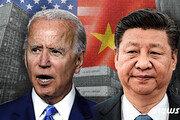 """중국의 '무력시위'에…바이든 """"'대만 협정' 준수키로 했다"""""""