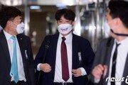 """이준석, 김웅-조성은 통화 복구에 """"이 시점에 수사상황 유출, 의아"""""""