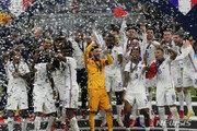 '음바페 역전 결승골' 프랑스, 스페인 꺾고 UEFA 네이션스리그 우승