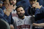 휴스턴, 화이트삭스 꺾고 ALCS 진출…'보스턴 나와'