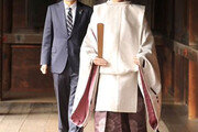아베, 퇴임후 5번째 야스쿠니 참배