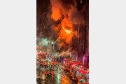 대만 가오슝 화재, 46명 사망