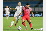 '월드컵 최종예선 침묵' 황희찬, 애스턴 빌라전서 4호골 사냥