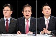 '한 끗 차이에 승부 갈린다'…野 본선 경쟁력 룰싸움 시동