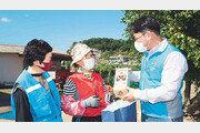 파리바게뜨, 창립 35주년 맞아 의료진-홀몸노인에 제품 기부