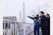 """후쿠시마 방문 日기시다 """"미룰 수 없는 과제""""…오염수 방류 확인"""