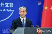 """중국, 北 탄도미사일 발사에 """"관련국들 자제 유지해야"""""""