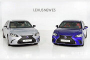 ES 300h, 소비자체험평가 2년 연속 '올해의 차' 선정