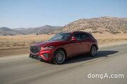 제네시스 GV70, 모터트렌드 '올해의 SUV' 선정