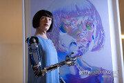 스파이로 내몰렸던 '로봇 예술가', 이집트서 구금됐다 풀려나