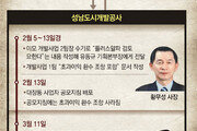 """""""사업협약 초안의 '이익환수', 결재과정서 빠져"""""""