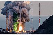 """""""누리호 엔진 4기 묶는 기술 등 큰 성과"""" vs """"모형 아닌 실제 위성이었다면 대형사고"""""""