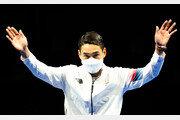 '제 2의 전성기' 펜싱 김정환, 2021 국가대표 선발대회 우승