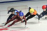 어수선한 여자 쇼트트랙, 한국 선수끼리 충돌로 메달 싹쓸이 놓쳐