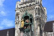 [바람개비]뮌헨 시계탑 인형춤
