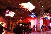 LG OLED 디스플레이로 만든 미디어아트, 런던서 전시