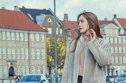 성유리, 코펜하겐서도 빛난 외모 '세련미 가득'