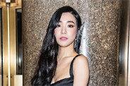 소녀시대 티파니, 美 패션위크 참석…섹시한 눈빛