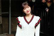 레드벨벳 조이, 美 패션위크 참석 '러블리함 ↑'