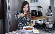 영화 '기생충' 때문에 글로벌 음식 된 '짜파구리'