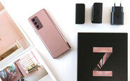 240만원 폴더블 스마트폰 '갤럭시Z 폴드2' 개봉기