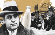 악명 높은 마피아 보스가 우유 유통기한 표시를 만들었다?