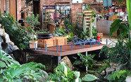 이게 힐링이지…초록초록 식물 가득한 '플랜테리어 카페'