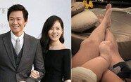 """연정훈 둘째아들 근황 공개 """"둘째아들 벌써 100일"""" (ft.귀요미)"""