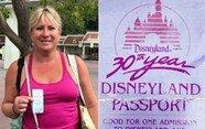'34년 전' 입장권 들고 디즈니랜드 찾은 여성…직원 반응은?