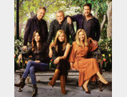 5월 27일 HBOMax를 통해 공개된 '프렌즈: 리유니언' 스페셜 에피소드. '프렌즈'가 2004년 종영하고 처음으로 주인공 6명이 완전체로 모였다. [HBOMAX 캡처]