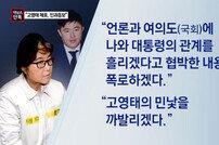"""고영태 구속, 최순실 """"고씨의 민낯을 까발리겠다"""""""