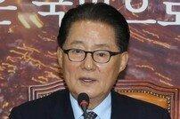 """'외부자들' 박지원 """"난 부통령 중통령 다 해본 사람, 공직 욕심 과욕"""""""