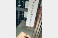 """소유진, 사전투표 인증샷 공개 """"빠르시네요, 소여사님!"""""""