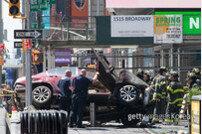 뉴욕 타임스퀘어 차량 돌진 용의자, 정신질환 가능성