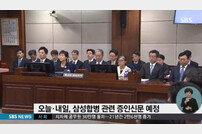 """박근혜 전 대통령-최순실 3번째 재판…주진형 """"朴, 정신 나간 주장"""""""