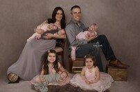 셋째만 낳으려고 했는데…무려 7명의 자식 가지게 된 부부