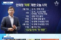 """안희정, 성폭행 논란 후 첫 재판 불출석 """"강압 없었다"""" 제자리걸음"""