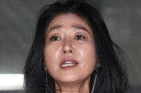 """[전문] 김부선, '이재명 스캔들 의혹' 경찰 출석 연기 """"갈비뼈 골절"""""""