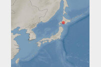 일본 홋카이도 지진 발생…한국 교민 아직 피해 없는 것으로 확인